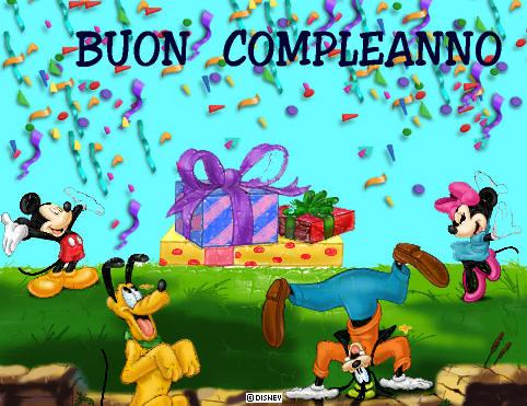 Auguri Di Buon Compleanno Su Bobo E Zara